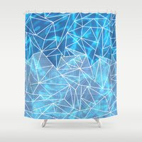 Blissful Rays Shower Curtain