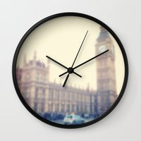 Black Cab Wall Clock