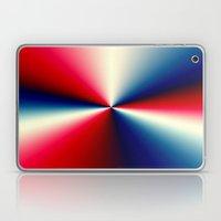 Red, White & Blue Laptop & iPad Skin