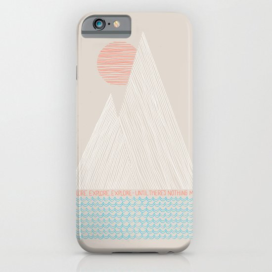Nothing More iPhone & iPod Case