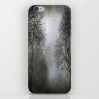 Shrouded In Mist iPhone & iPod Skin