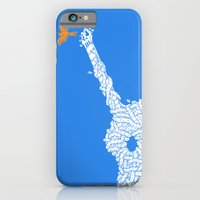 Country Guitar iPhone 6 Slim Case