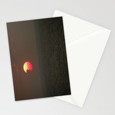 The Sun is Falling Stationery Cards