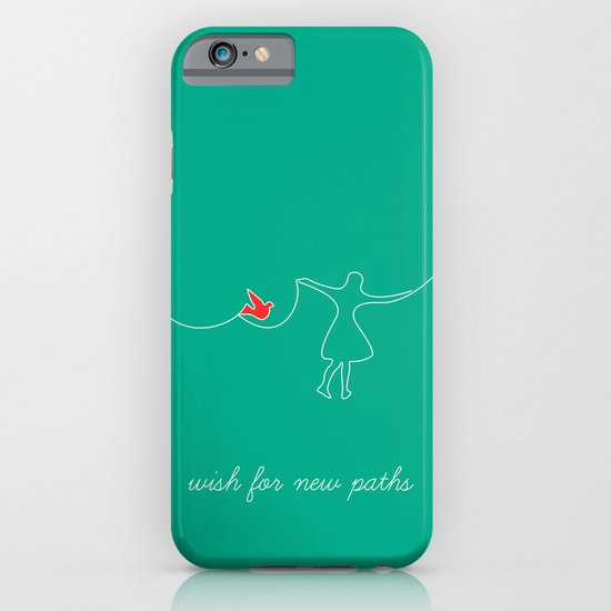 wish for new paths iPhone & iPod Case