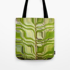 Abstract Germination Tote Bag