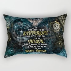 Infernal Devices - Easy Road Rectangular Pillow