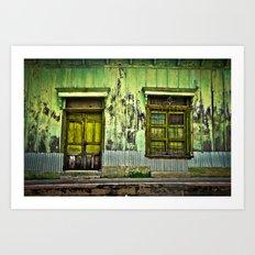 Doorways I Art Print