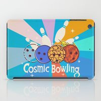 Cosmic Bowling iPad Case