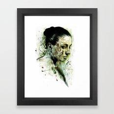bury Framed Art Print