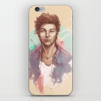 And All His Little Things iPhone & iPod Skin