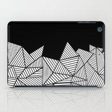 Abstraction Mountain iPad Case