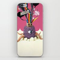 Hello Ruby iPhone & iPod Skin
