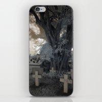 Quad Crossed iPhone & iPod Skin