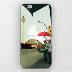 Alexander Platz II iPhone & iPod Skin