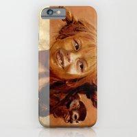 iPhone & iPod Case featuring Pippi Longstocking - original by ARTito