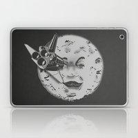 Méliès's moon: Times are changing. Laptop & iPad Skin
