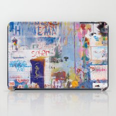 It's opener out there in the wide open air iPad Case