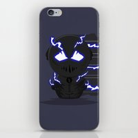 ChibizPop: Zoom, Zoom! iPhone & iPod Skin