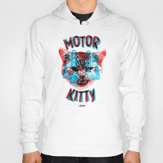 Motor Kitty Hoody