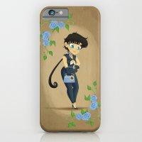 Retro Sailor Star Fighter iPhone 6 Slim Case