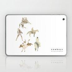 Cowboys of the Caribbean Laptop & iPad Skin