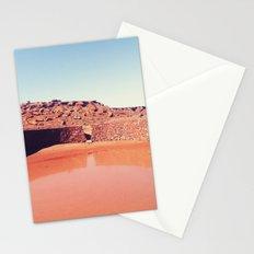 Desert 3 Stationery Cards