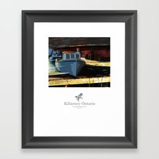 Kilarney Ontario / North Country Framed Art Print
