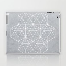 Sacred Geometry - Stars Laptop & iPad Skin