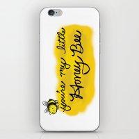 My Little Honey Bee iPhone & iPod Skin