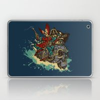 Sea Traveler Laptop & iPad Skin