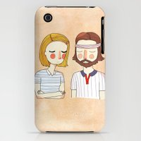 iPhone 3Gs & iPhone 3G Cases featuring Secretly In Love by Nan Lawson