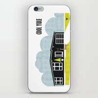 Cool Yule iPhone & iPod Skin