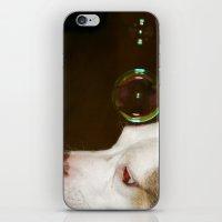 Bubble Siria iPhone & iPod Skin