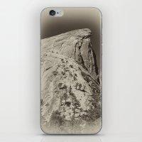 Yosemite Half Domes Back… iPhone & iPod Skin