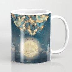 The Rising Moon  Mug