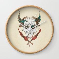 Jellyroll #13: Jason Wall Clock