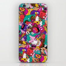 Oh No! iPhone & iPod Skin