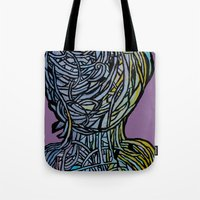 Windower Purple Tote Bag