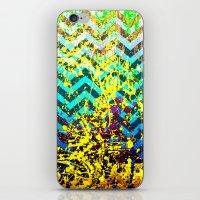 color Spatter set 3 iPhone & iPod Skin