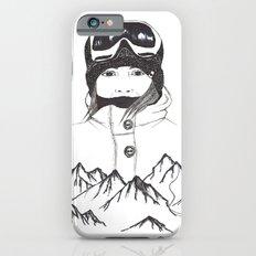 Mountain Girl iPhone 6s Slim Case