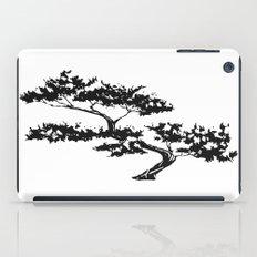 Bonzai Tree on White Background iPad Case