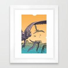 The Lippons Framed Art Print
