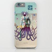 Mr Octapius iPhone 6 Slim Case