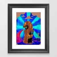 MeltDown Desserts Print~… Framed Art Print