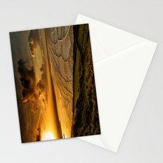 Surfer Sunrise Stationery Cards