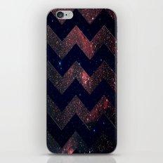 Chevron Sky iPhone & iPod Skin