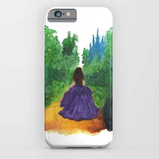 THE ENCHANTED FOREST  iPhone & iPod Case