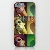 Strange Model iPhone 6 Slim Case