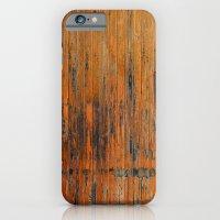 Wood Texture 1M iPhone 6 Slim Case