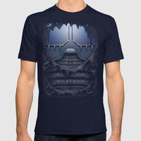 Your Move, Creep Mens Fitted Tee Navy SMALL
